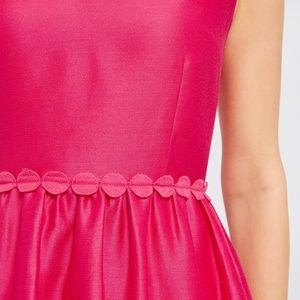 Draper James Dresses - Draper James | Gracie pink silk dress NEW